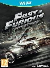 Fast and Furious Showdown voor Nintendo Wii U