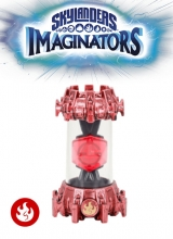 Fire Reactor - Skylanders  Imaginators Creation Crystals voor Nintendo Wii U