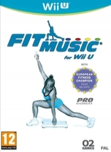 Fit Music For Wii U voor Nintendo Wii U