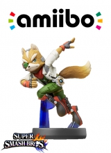Fox (Nr. 6) - Super Smash Bros. series voor Nintendo Wii U