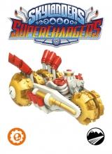 Gold Rusher - Skylanders SuperChargers Landvoertuig voor Nintendo Wii U