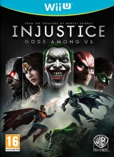 Injustice: Gods Among Us voor Nintendo Wii U