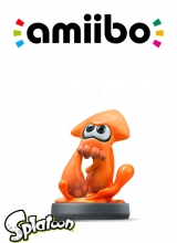 Inkling Squid (Orange) - Splatoon series voor Nintendo Wii