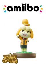 Isabelle - Animal Crossing Collection voor Nintendo Wii U