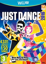 Just Dance 2016 voor Nintendo Wii U