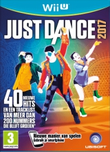 Just Dance 2017 voor Nintendo Wii U