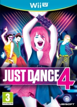 Just Dance 4 voor Nintendo Wii U