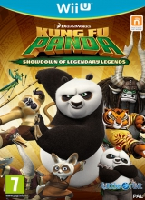 Kung Fu Panda Showdown of Legendary Legends voor Nintendo Wii U