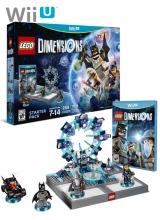 LEGO Dimensions Starter Pack in Doos voor Nintendo Wii U