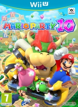 Boxshot Mario Party 10