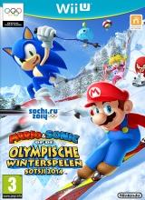 Mario and Sonic op de Olympische Winterspelen Sotsji 2014 voor Nintendo Wii U