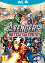 Marvel Avengers: Battle for Earth voor Nintendo Wii U