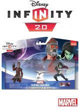 Marvel's Guardians of the Galaxy Play Set: Star-Lord & Gamora - Disney Infinity 2.0 voor Nintendo Wii U