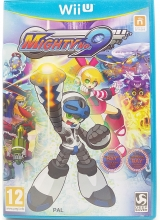 Mighty No. 9 & Artbook & Poster voor Nintendo Wii U