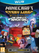 Minecraft: Story Mode - The Complete Adventure voor Nintendo Wii U