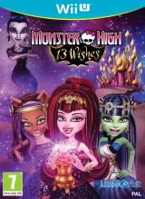 Monster High 13 Wensen voor Nintendo Wii U