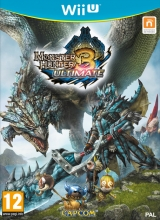 Monster Hunter 3 Ultimate voor Nintendo Wii U