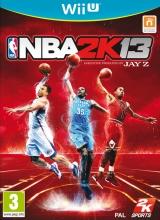 NBA 2K13 voor Nintendo Wii U