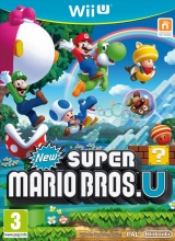 Boxshot New Super Mario Bros. U