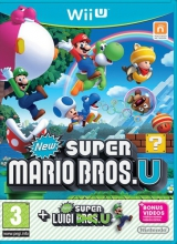 New Super Mario Bros U + New Super Luigi U voor Nintendo Wii U