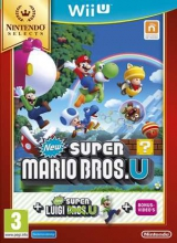 New Super Mario Bros. U + New Super Luigi U Nintendo Selects voor Nintendo Wii U