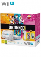 Nintendo Wii U 8GB Just Dance 2014 Basic Pack - Mooi & in Doos voor Nintendo Wii