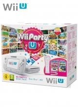 Nintendo Wii U 8GB Party U Basic Pack - Als Nieuw & in Doos voor Nintendo Wii U