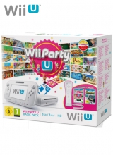 Nintendo Wii U 8GB Party U Basic Pack - Zeer Mooi & in Doos voor Nintendo Wii U