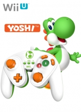 Nintendo Wii U Wired Fight Pad - Yoshi voor Nintendo Wii U