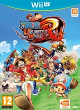 One Piece: Unlimited World Red voor Nintendo Wii U