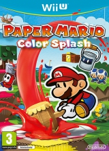 Paper Mario: Color Splash voor Nintendo Wii
