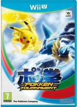 /Pokkén Tournament voor Nintendo Wii U