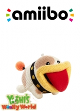 Poochy - Yoshi's Woolly World series voor Nintendo Wii U