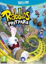 Rabbids Pretpark voor Nintendo Wii U