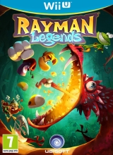 Rayman Legends Losse Disc voor Nintendo Wii U