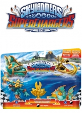 Sea Racing - Skylanders Superchargers Action Pack voor Nintendo Wii U