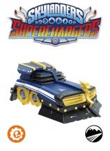 Shield Striker - Skylanders SuperChargers Landvoertuig voor Nintendo Wii U