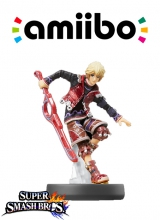 Shulk (Nr. 25) - Super Smash Bros. series voor Nintendo Wii