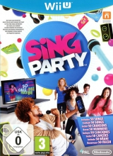 Boxshot Sing Party