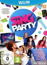 Sing Party Zonder Quick Guide voor Nintendo Wii U