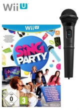 Sing Party and Microfoon voor Nintendo Wii