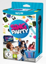 Sing Party and Microfoon in Doos voor Nintendo Wii