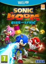 Sonic Boom Rise of Lyric voor Nintendo Wii U