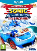 Sonic & All-Stars Racing Transformed Special Edition voor Nintendo Wii