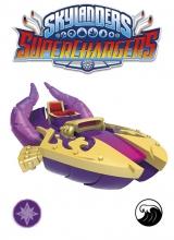 Splatter Splasher - Skylanders SuperChargers Zeevoertuig voor Nintendo Wii U