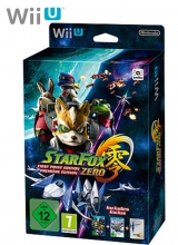 Star Fox Zero First Print Edition in Doos voor Nintendo Wii