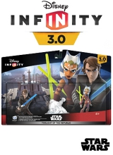 Star Wars Twilight of the Republic Play Set: Anakin Skywalker & Ahsoka Tano - Disney Infinity 3.0 voor Nintendo Wii U