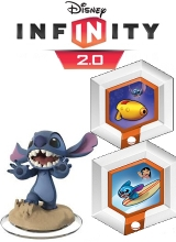 Stitch - Disney Infinity 2.0 Toy Box Set voor Nintendo Wii U
