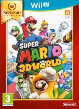 /Super Mario 3D World Nintendo Selects voor Nintendo Wii U