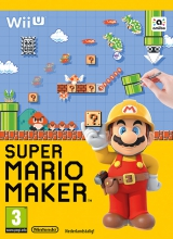 Super Mario Maker Losse Disc voor Nintendo Wii U